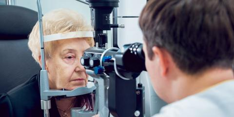 3 Common Causes of Vision Loss in Seniors, High Point, North Carolina
