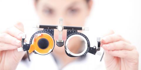Eye Test Specialists Explain Lazy Eye, Talladega, Alabama