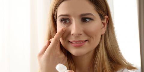 5 Eye Care Tips for Contact Lens Wearers, Cincinnati, Ohio