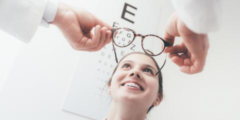 5 Signs You Should Schedule an Eye Doctor Appointment, Spencerport, New York