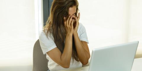 Can Eye Strain Cause Headaches?, Lexington-Fayette Northeast, Kentucky