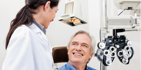 FAQs About Finding an Eye Doctor, Lexington-Fayette, Kentucky
