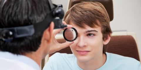 4 Reasons a Face-to-Face Eye Exam Is Better Than an Online Vision Test, Forest Park, Ohio