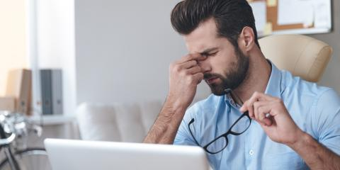 What To Do If Your Eyeglasses Give You A Headache Dr Daniel
