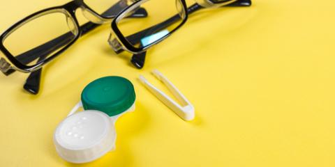 What Are the Differences Between Eyeglasses & Contact Lenses?, Dothan, Alabama