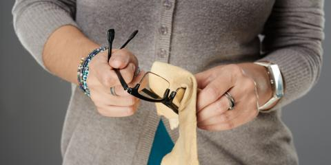 The Do's & Don'ts of Caring for Your Eyeglasses, Stallings, North Carolina