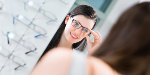 A Guide to Choosing the Right Eyeglasses for Your Face, Purcell, Oklahoma
