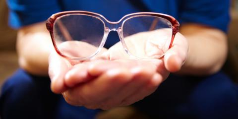 Why You Should Have at Least Two Pairs of Eyeglasses, West Chester, Ohio