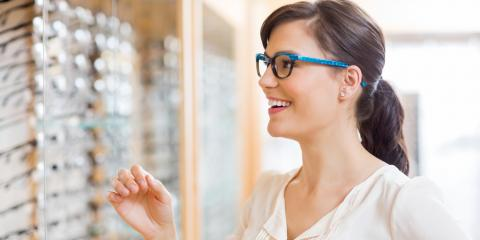 3 Style Tips for Choosing the Right Frames for Your Eyeglasses, Whitefish, Montana