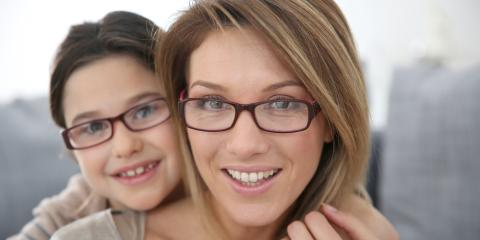 5 Signs Your Child May Need Eyeglasses, Rhinelander, Wisconsin