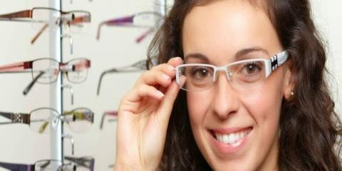 Find The Right Eyeglass Frames For Your Face & Budget at EyeglassUniverse.com, West Chester, Ohio