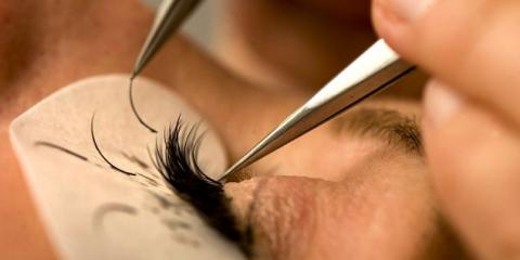 Beginner's Guide to Eyelash Extensions, Topsail, North Carolina