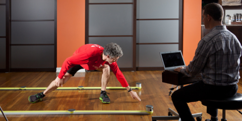 Finish Line Physical Therapy Uses Advanced Optojump Technology in Sports Rehabilitation, Manhattan, New York