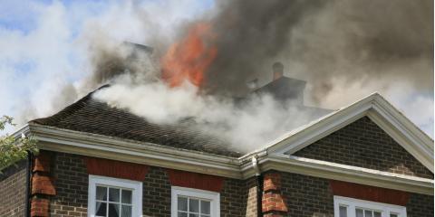 3 Different Types of Smoke Damage & Their Residue, Philadelphia, Pennsylvania