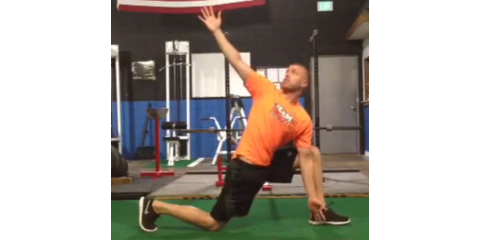Improve Your Hip Mobility With This Simple Exercise, Manhattan, New York
