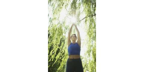 Start Your Day With a Simple Exercise to Lengthen Your Spine, Manhattan, New York