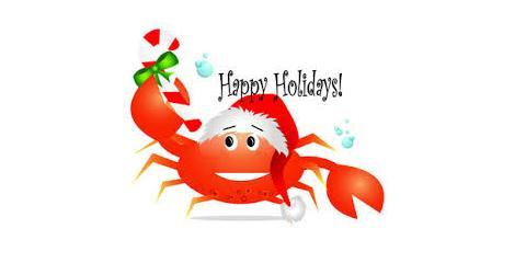 Merry Christmas from Finn's Harborside!, East Greenwich, Rhode Island
