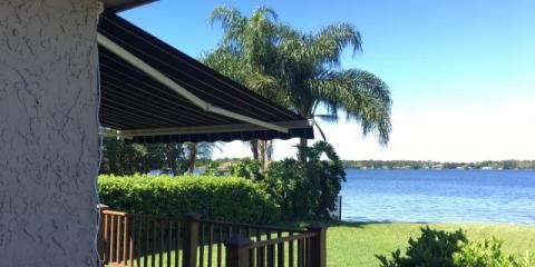 3 Steps for Cleaning a Fabric Awning, Groveland-Mascotte, Florida