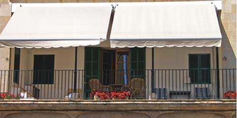 Vinyl Or Acrylic Which Type Of Fabric Awning Is Best For Your Home