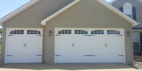4 Garage Door Styles to Complement Your Home, Monroe, Missouri