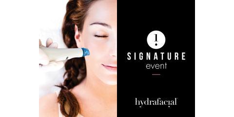 Signature HydraFacial Event, Babylon, New York