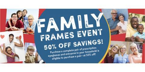Family Frames Event, Covington, Kentucky