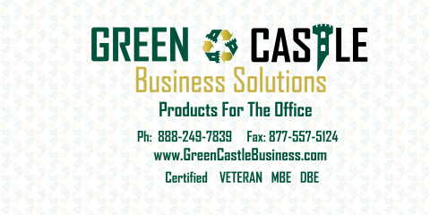 Being Eco-Friendly Has Never Been Easier Thanks to Green Castle Business Solutions, Boston, Massachusetts