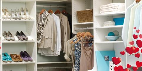 Give Her The Ultimate Valentineu0026#039;s Day Gift: A Custom Closet!