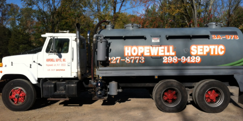 Hopewell Septic Pumping, Septic Systems, Services, Wappingers Falls, New York