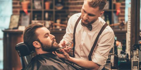 3 Current Trends in Men's Facial Hair, Anchorage, Alaska