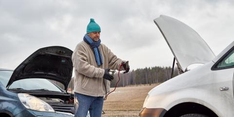 5 Tips for Preserving Your Car Battery During Winter, Fairbanks North Star, Alaska