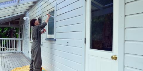 How to Choose an Exterior Paint Color for Your Home, Fairbanks, Alaska