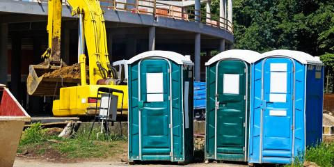 How Many Portable Toilets Should I Rent?, Fairbanks, Alaska