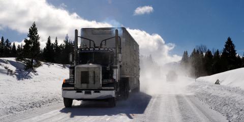 5 Ways to Winterize Your Big Rig, Fairbanks, Alaska
