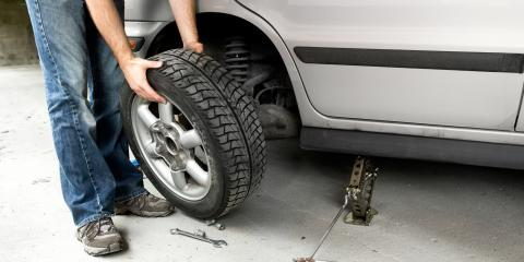 3 Tips for Managing a Tire Blowout, Fairbanks North Star, Alaska