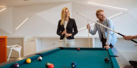 5 Ways Items Like Pool Tables Benefit Your Business, Fairbanks North Star, Alaska