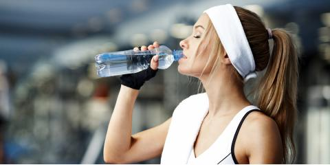 4 Reasons to Drink Water As You Exercise, ,