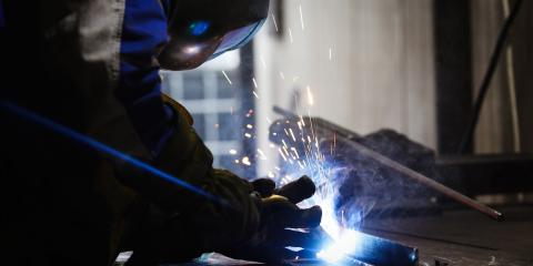 5 Safety Tips for Welding Machines, Fairbanks, Alaska