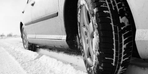 3 Tips for Safe Winter Driving, Fairbanks North Star, Alaska
