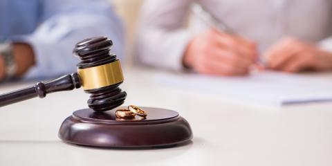 What Happens to a Couple's Property Under Alaska's Divorce Laws?, Fairbanks, Alaska