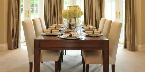 Get a Head Start on the Holidays With 3 Tips for Finding a Seasonal Dining Room Table, Fairbanks, Alaska