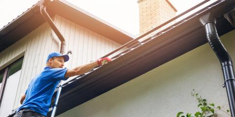 3 Gutter Maintenance Tips for Fall, Fairbanks, Alaska