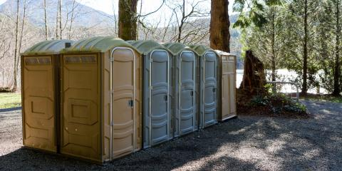 4 Reasons People Order Portable Toilets, Fairbanks, Alaska