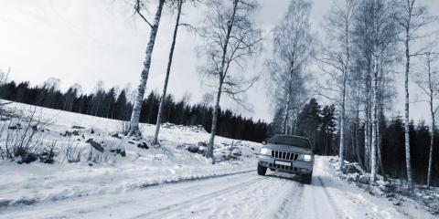 Towing Service Offers 3 Tips on Preventing Common Winter Accidents, Fairbanks North Star, Alaska