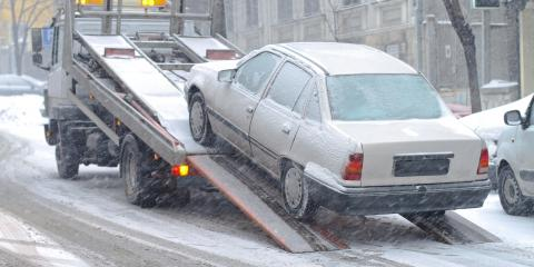 How to Safely Pass a Tow Truck, Fairbanks North Star, Alaska