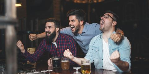 3 Ways to Make Friends at a Sports Bar, Manhattan, New York