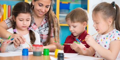 4 Tips to Get Your Child Comfortable With Their Preschool Teacher, Westport, Connecticut