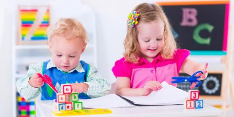 What Should Your Child Learn in Preschool?, Fairfield, Connecticut