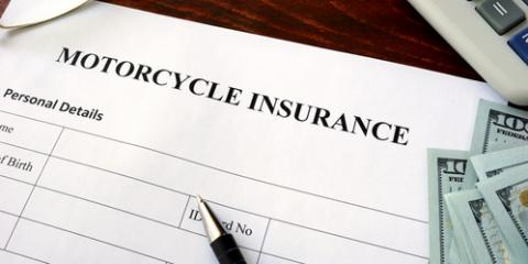 General Insurance Agents Discuss 4 Motorcycle Insurance FAQs, Fairfield, Ohio