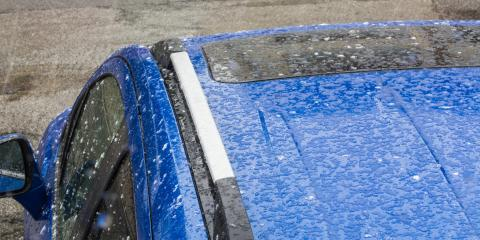 What You Need to Know About Hail Damage & Car Insurance, Fairfield, Ohio